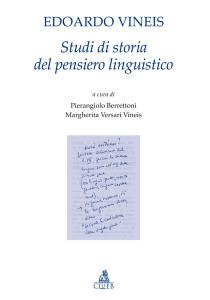Studi di storia del pensiero linguistico