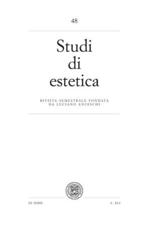 Studi di estetica, 48