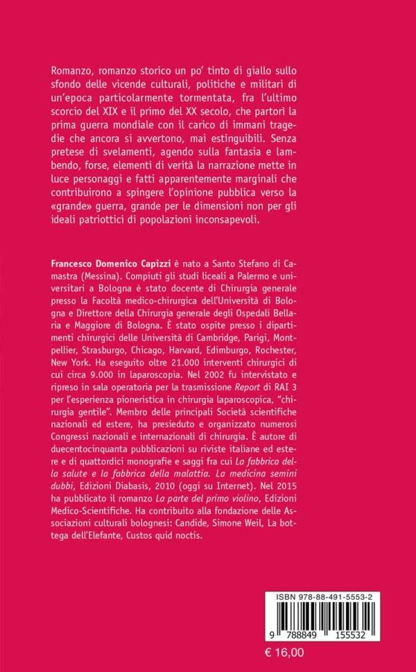 Gnossiennes di Francesco Domenico Capizzi