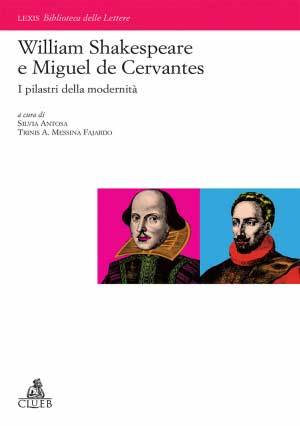 William Shakespeare e Miguel, copertina