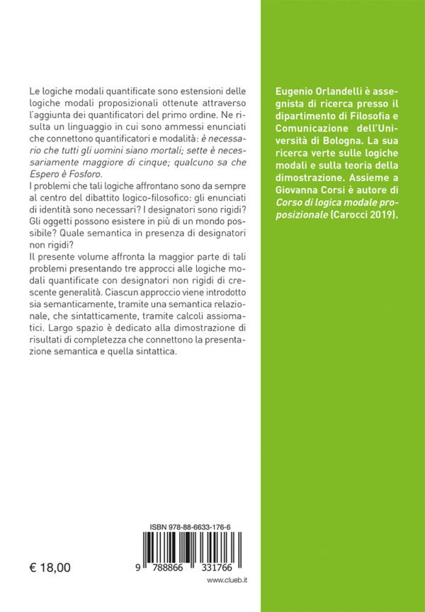 Logica modale quantificata e designatori non rigidi, di Eugenio Orlandelli